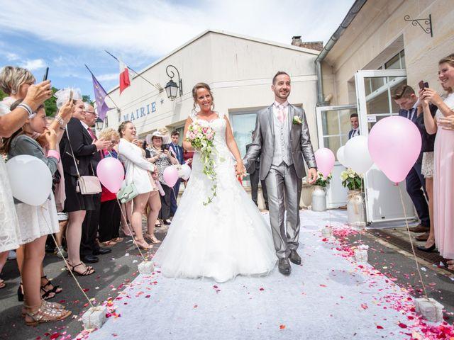 Le mariage de Lucas et Morgane à Angicourt, Oise 14