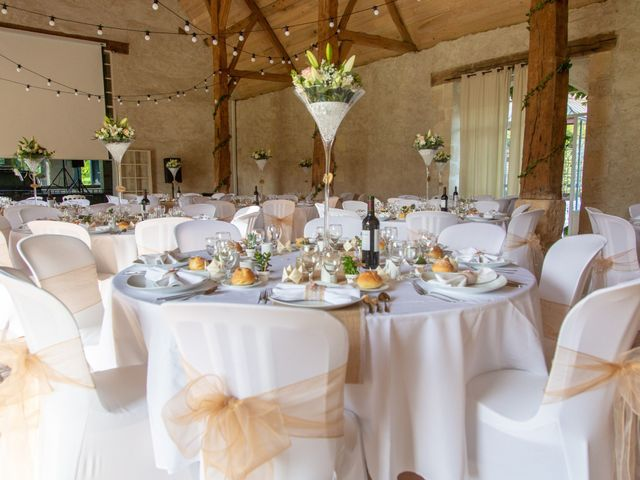 Le mariage de Lucas et Morgane à Angicourt, Oise 18
