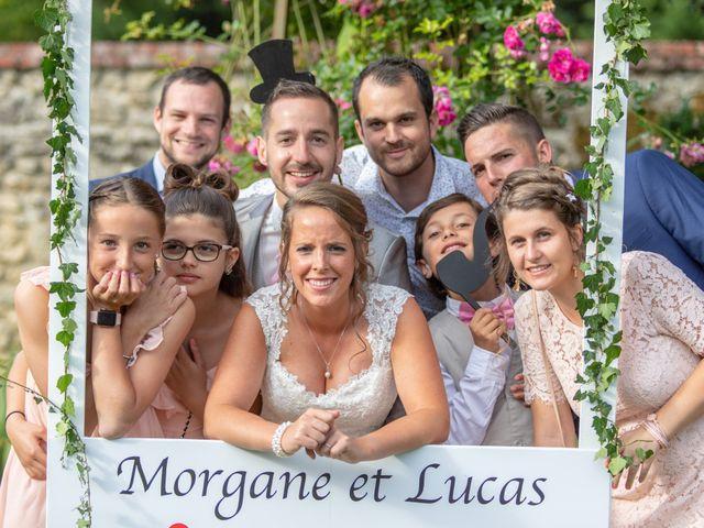 Le mariage de Lucas et Morgane à Angicourt, Oise 20