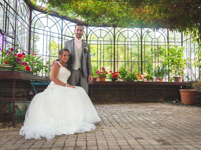 Le mariage de Lucas et Morgane à Angicourt, Oise 21