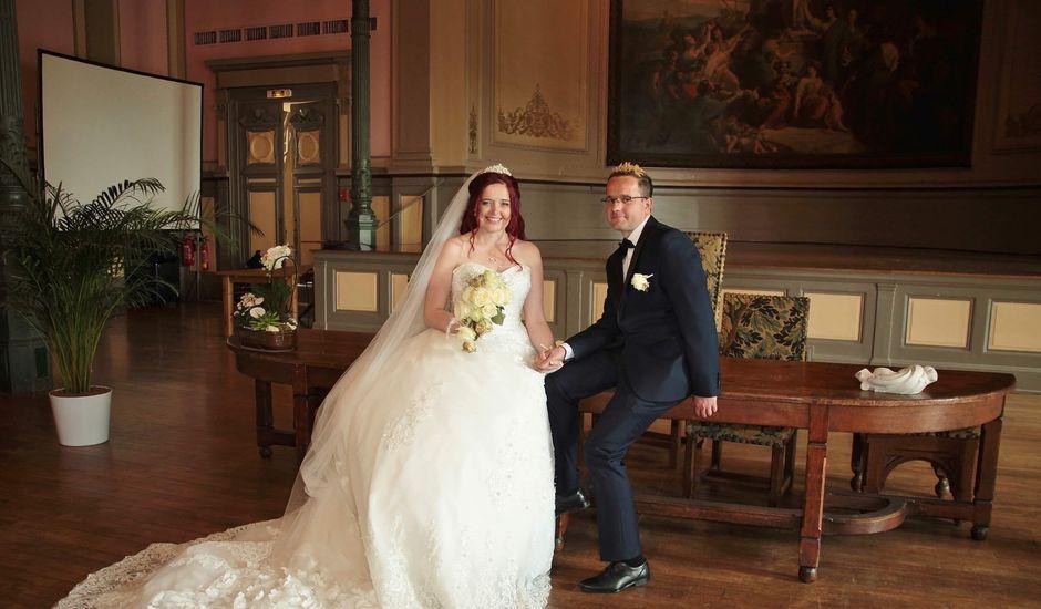 Le mariage de Christophe et Julie à Douai, Nord