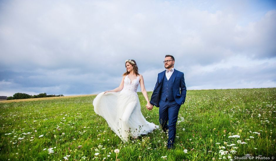 Le mariage de Gaétan et Marina à Bénac, Hautes-Pyrénées