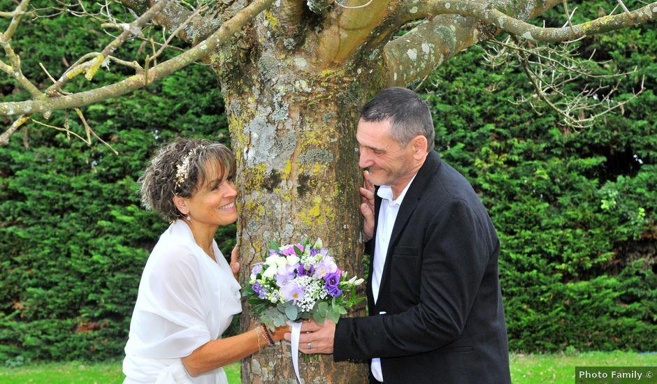 Le mariage de Dominique et Maria à Saint-Laurent-Médoc, Gironde
