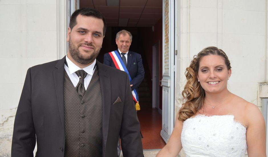 Le mariage de Anthony et Angelique à Amboise, Indre-et-Loire