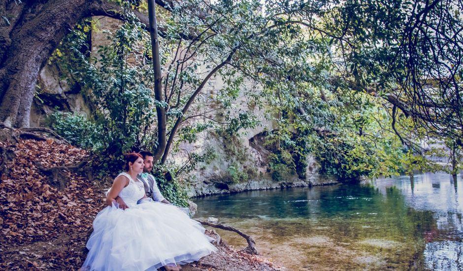Le mariage de Jérémy et Adeline à Entraigues-sur-la-Sorgue, Vaucluse