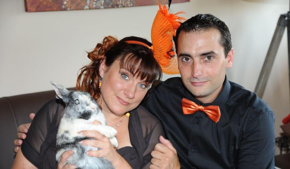 Le mariage de Benoît et Audrey à Crolles, Isère