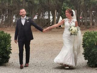 Le mariage de José et Magali 1
