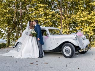 Le mariage de Cynthia et Alain