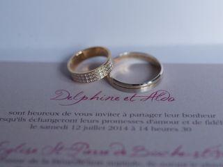 Le mariage de Aldo et Delphine 3