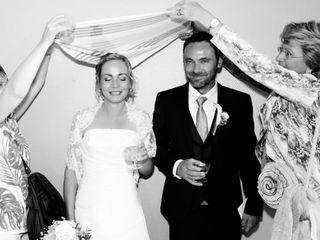 Le mariage de Aldo et Delphine
