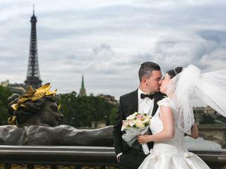 Le mariage de Aravnie et David