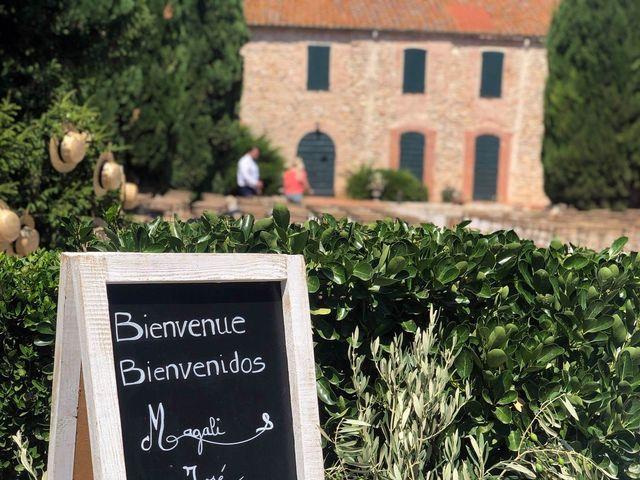 Le mariage de Magali et José à Saint-Estève, Pyrénées-Orientales 9