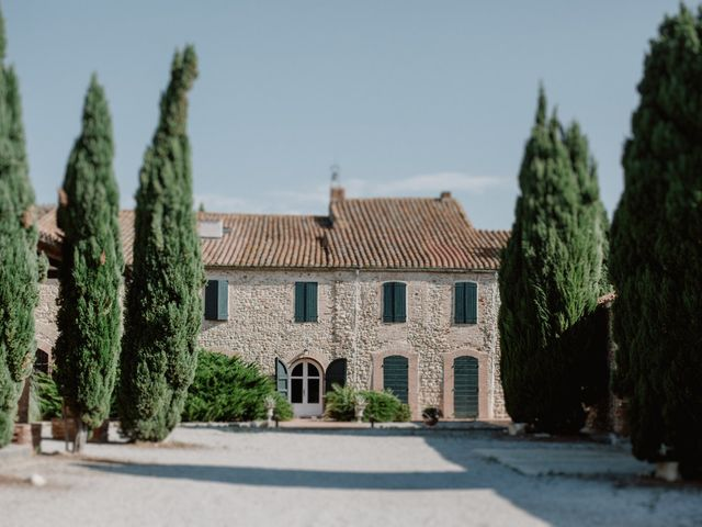 Le mariage de Magali et José à Saint-Estève, Pyrénées-Orientales 11