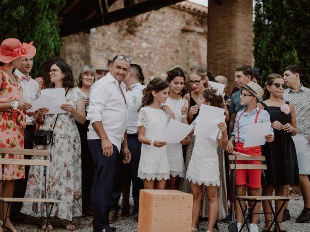 Le mariage de Magali et José à Saint-Estève, Pyrénées-Orientales 56