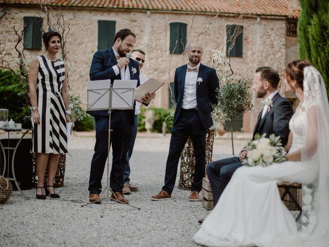 Le mariage de Magali et José à Saint-Estève, Pyrénées-Orientales 58