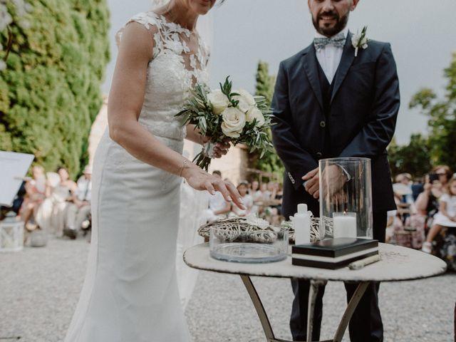 Le mariage de Magali et José à Saint-Estève, Pyrénées-Orientales 64