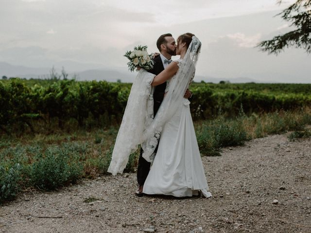 Le mariage de Magali et José à Saint-Estève, Pyrénées-Orientales 76