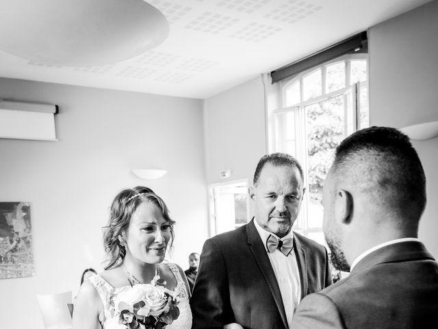 Le mariage de David et Emmanuelle à Pomponne, Seine-et-Marne 3
