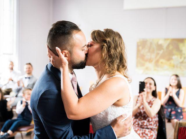 Le mariage de David et Emmanuelle à Pomponne, Seine-et-Marne 2