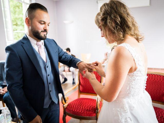 Le mariage de David et Emmanuelle à Pomponne, Seine-et-Marne 4