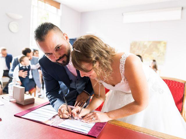 Le mariage de David et Emmanuelle à Pomponne, Seine-et-Marne 6