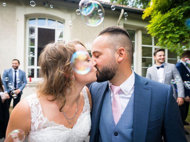Le mariage de David et Emmanuelle à Pomponne, Seine-et-Marne 9