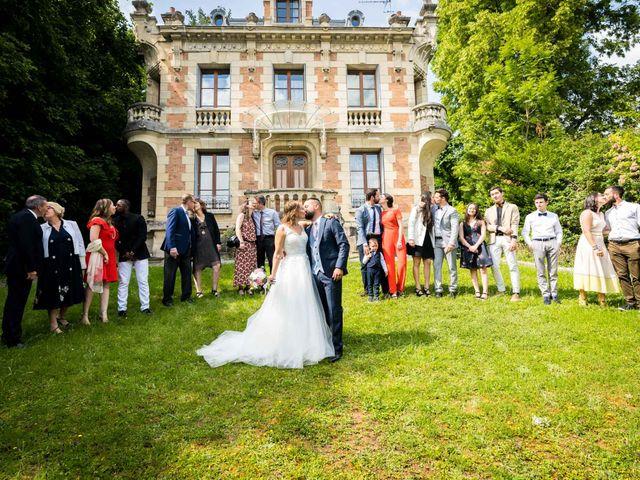 Le mariage de David et Emmanuelle à Pomponne, Seine-et-Marne 10