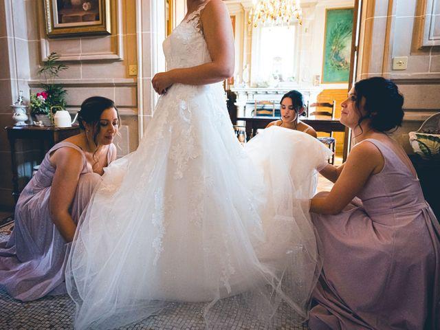 Le mariage de David et Emmanuelle à Pomponne, Seine-et-Marne 21