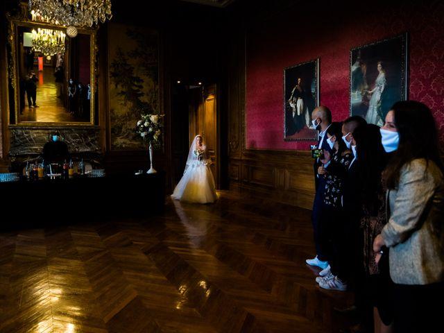 Le mariage de David et Emmanuelle à Pomponne, Seine-et-Marne 30
