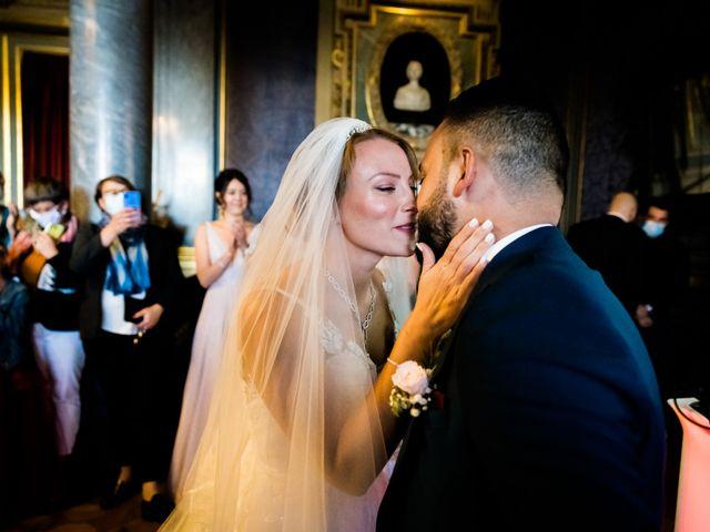 Le mariage de David et Emmanuelle à Pomponne, Seine-et-Marne 31