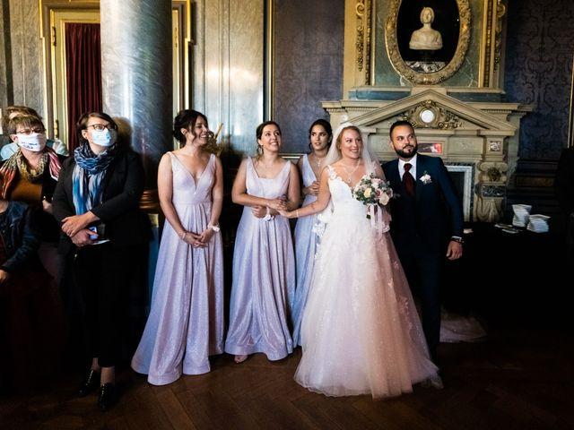 Le mariage de David et Emmanuelle à Pomponne, Seine-et-Marne 32