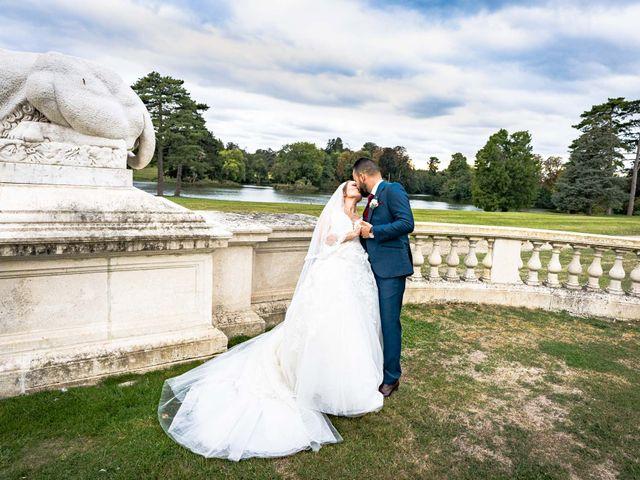 Le mariage de David et Emmanuelle à Pomponne, Seine-et-Marne 33