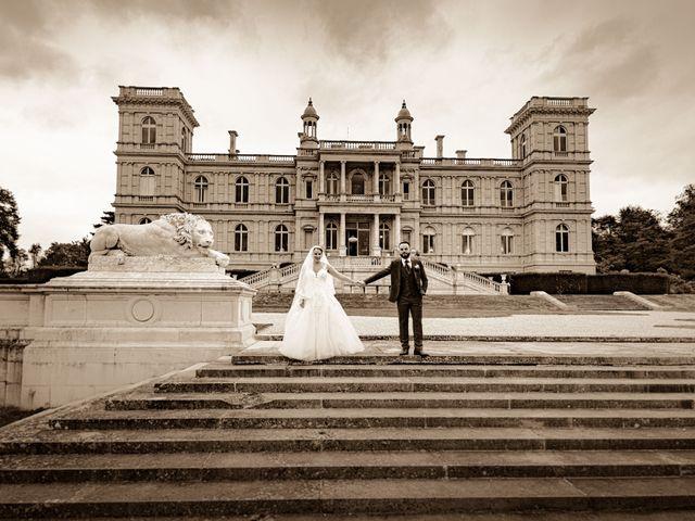Le mariage de Emmanuelle et David