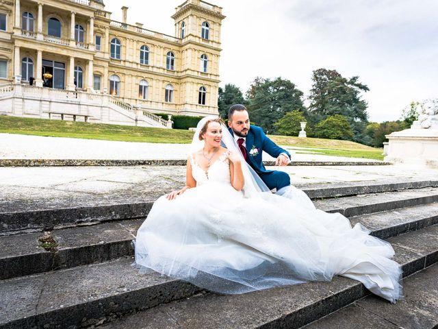 Le mariage de David et Emmanuelle à Pomponne, Seine-et-Marne 34