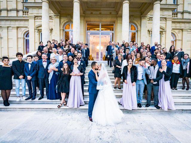 Le mariage de David et Emmanuelle à Pomponne, Seine-et-Marne 36