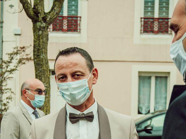 Le mariage de Franck et Marie-Laure à Bernay, Eure 17