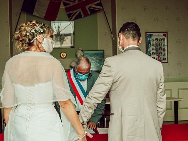 Le mariage de Franck et Marie-Laure à Bernay, Eure 18