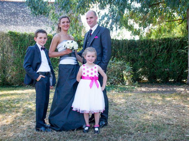 Le mariage de Franck et Cécile à La Couyère, Ille et Vilaine 1