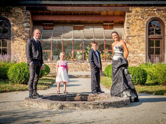 Le mariage de Franck et Cécile à La Couyère, Ille et Vilaine 9
