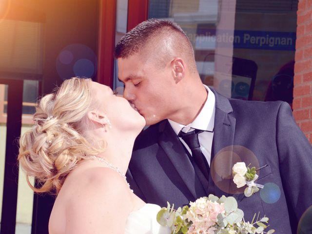 Le mariage de Kevin et Gwennaelle à Saint-Hippolyte, Pyrénées-Orientales 2