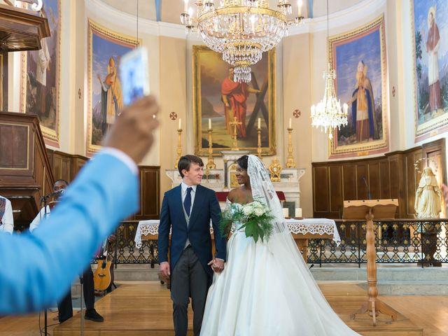 Le mariage de Alain et Cynthia à Montagnole, Savoie 12
