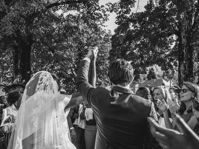 Le mariage de Alain et Cynthia à Montagnole, Savoie 13
