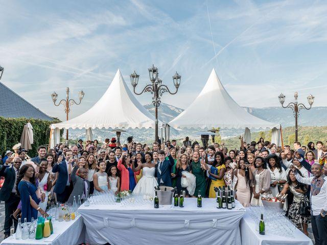 Le mariage de Alain et Cynthia à Montagnole, Savoie 16