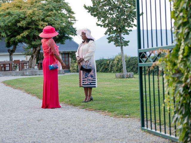 Le mariage de Alain et Cynthia à Montagnole, Savoie 27