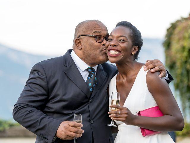 Le mariage de Alain et Cynthia à Montagnole, Savoie 29