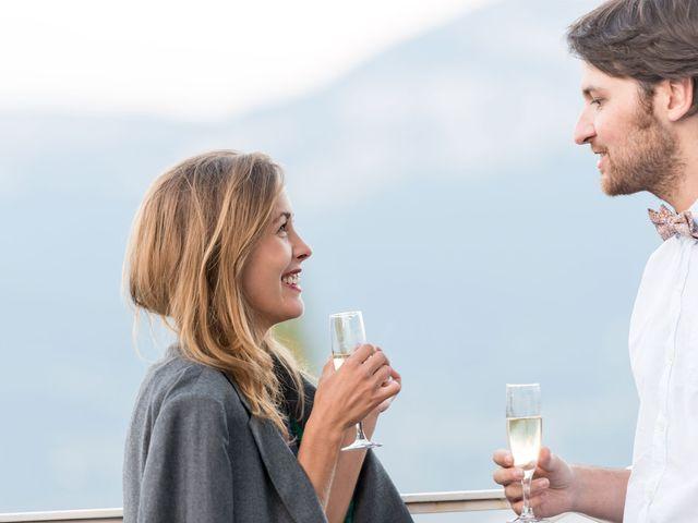 Le mariage de Alain et Cynthia à Montagnole, Savoie 31