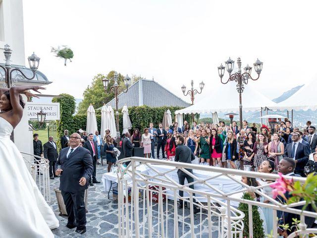 Le mariage de Alain et Cynthia à Montagnole, Savoie 33