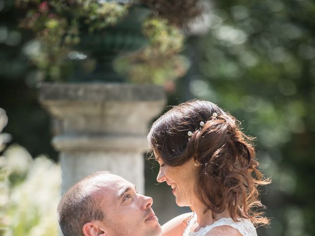 Le mariage de Sébastien et Aurélie à Le Bourget-du-Lac, Savoie 1