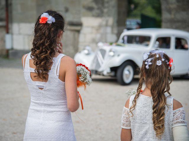 Le mariage de Sébastien et Aurélie à Le Bourget-du-Lac, Savoie 15