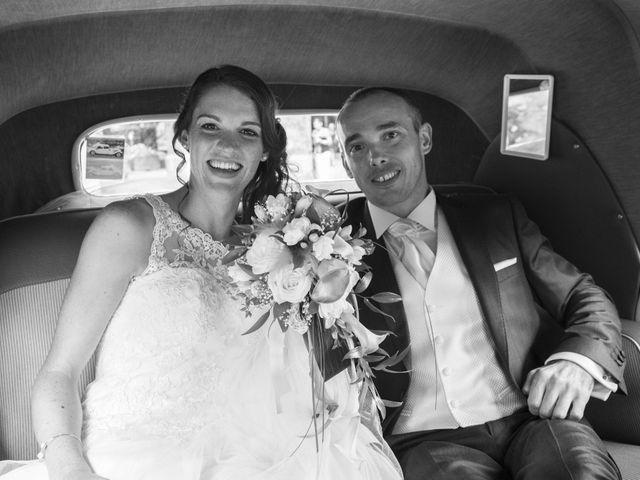 Le mariage de Sébastien et Aurélie à Le Bourget-du-Lac, Savoie 16